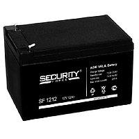 Аккумуляторная батарея Security 12В 12А/ч