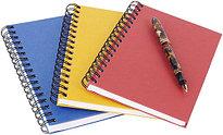 Тетради, блокноты, телефонные книжки