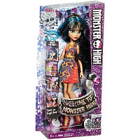 Welcome to Monster High Dance the Fright Away Клео де Нил, фото 1