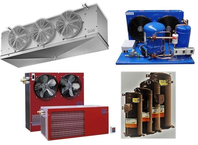 Сервисное техническое обслуживание холодильного оборудования