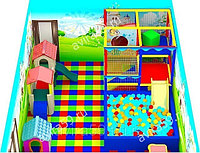 Игровая комната для детей. Подводный мир, фото 1
