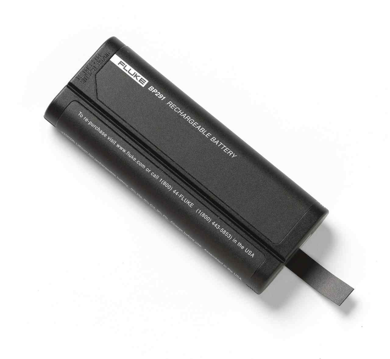 BP291 Блок литиевых аккумуляторов большой емкости для Fluke 190 Series II