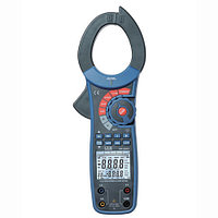 CEM DT-3353 токовые клещи с измерителем мощности