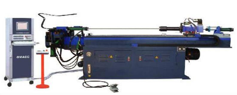 Трубогибочный станок с дорном GM-SB-42NCBA гидрав. (GM)