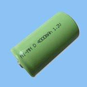 Аккумулятор размер D (size D) 4000mah 1.2V