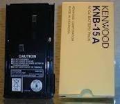 Батарея Kenwwod KNB-15A