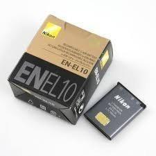 Батарея Nikon EN-EL10