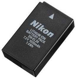 Батарея Nikon EN-EL20