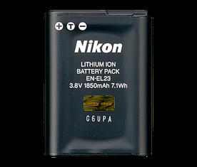 Батарея Nikon EN-EL23