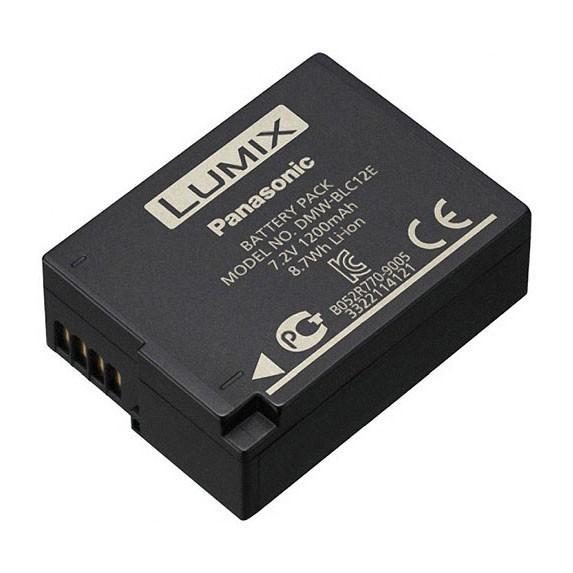 Батарея PANASONIC DMW-BLC12E