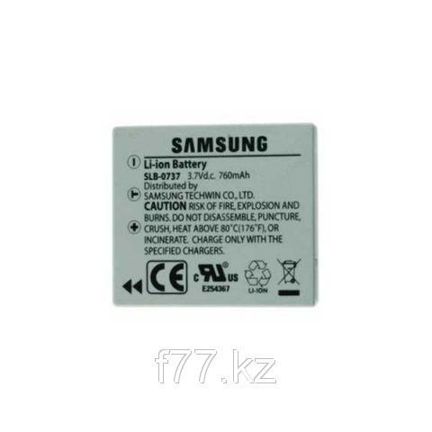 Батарея Samsung SLB-0737