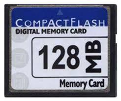 Карта памяти CF Card 128MB
