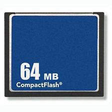 Карта памяти CF Card 64MB