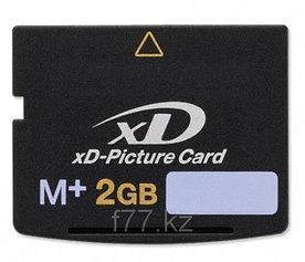 Карта памяти Olympus XD Card 2GB