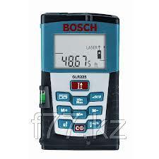 Лазерная рулетка Bosch GLR225 DLE70