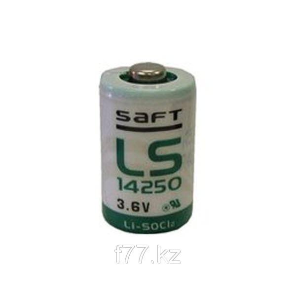 Литиевая батарея 3.6 V, половина AA SAFT LS14250