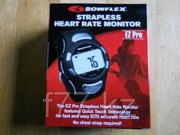 Пульсометр bowflex EZ Pro