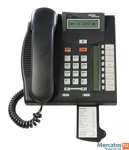 Системный телефон Nortel T7208