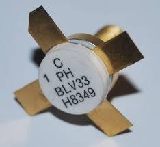 Транзисор BLV33