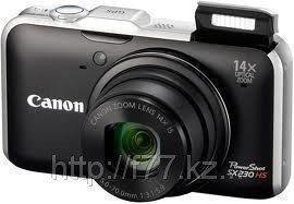 Фотоаппарат Canon SX230 HS