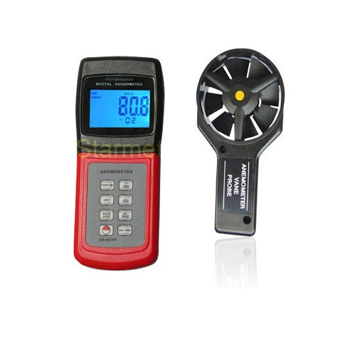 Цифровой анемометр AM-4836V