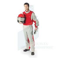 Костюм пескоструйщика Contracor размер 56 (XL) профессиональный