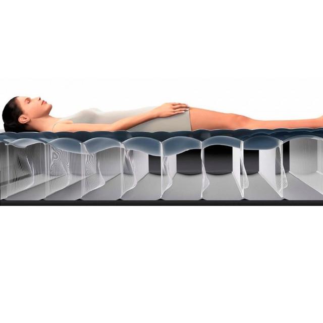 надежная конструкция надувного матраса Intex 64703