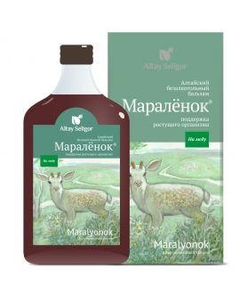Алтайский бальзам на меду «Мараленок»