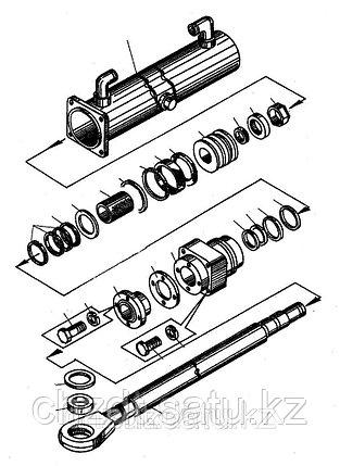 Гидроцилиндр подъема  ДЗ-98В.43.03.000-1, фото 2