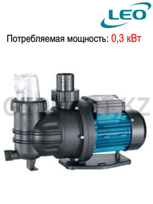 Бассейновый насос LEO XKP 300-2 (Лео)
