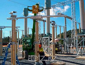 Специальные работы по устройству наружных инженерных сетей и сооружений