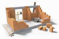 Возведение несущих и ограждающих конструкций