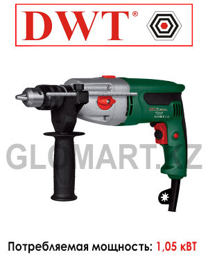 Дрель ударный DWT SBM 1050T (ДВТ)
