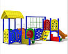Детский игровой комплекс уличный «Детский сад1