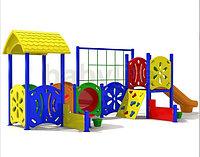 Детский игровой комплекс уличный «Детский сад1, фото 1