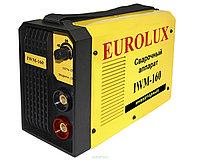 Инверторный сварочный аппарат IWM 160 Eurolux гарантия, доставка, купить в Алматы, фото 1