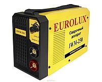 Инверторный сварочный аппарат IWM 250 Eurolux гарантия, доставка, купить в Алматы