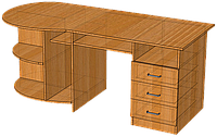 Мебель для персонала на заказ, фото 1