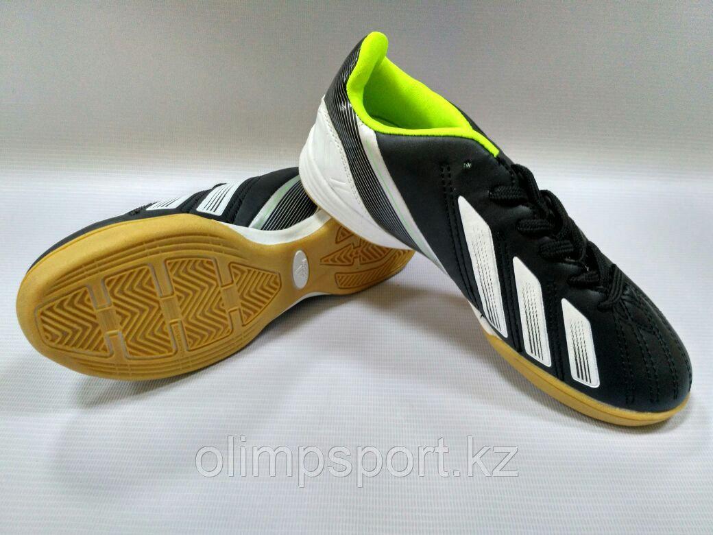 Обувь футбольная Adidas Adizero F50 футзальные детские