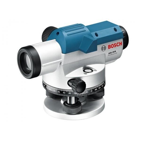 Оптический нивелир Bosch GOL 20D 0601068400