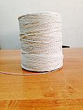 Шпагат отбеленный полированный диаметр 1,4мм, фото 2