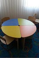 Стол для ясли сада сада на заказ, фото 1