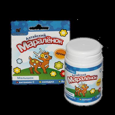 Витаминизированное драже для детей