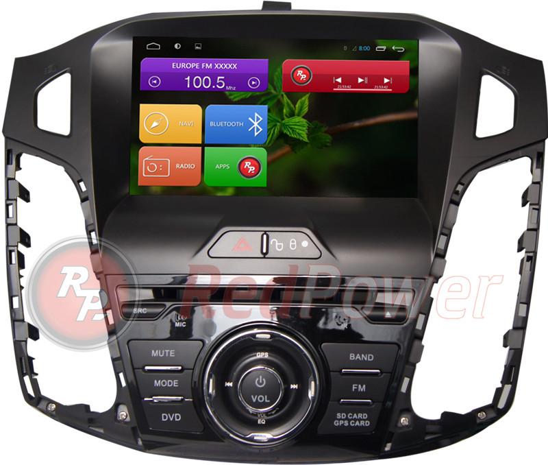 Магнитола Ford Focus 3