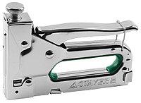 """Пистолет STAYER """"MASTER"""" скобозабив 4в1 для скоб, гвоздей, тип140: 6-14мм, тип28: 9-11мм, тип300: 10-14мм,"""