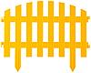 """Забор декоративный GRINDA """"АР ДЕКО"""", 28x300см, терракот"""