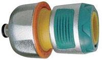 """Соединитель RACO """"Profi-Plus"""" (шланг-насадка) с автостопом, усиленный пластик, 3/4"""""""