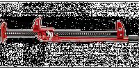 Домкрат ЗУБР реечный, механический, 3т, 155-1350мм