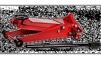 ЗУБР X85 2.5т, 75-515мм подкатной домкрат гидравлический универсальный для СТО, Профессионал