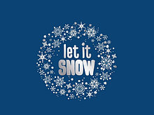 Зимняя коллекция для ухода за волосами - ESTEL LET IT SNOW